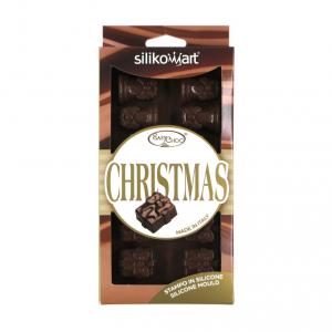 Stampo cioccolatini Christmas