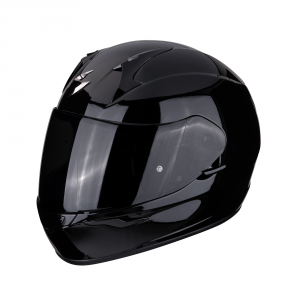 CASCO MOTO INTEGRALE SCORPION EXO-390 SOLID BLACK