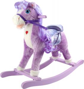 Pony lilla a dondolo