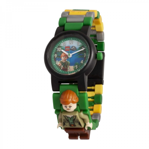 LEGO JURASSIC WORLD CLAIRE LINK WATCH 8021278