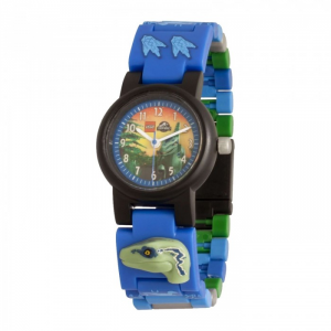 LEGO JURASSIC WORLD BLUE LINK WATCH 8021285