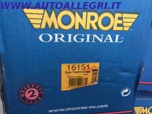 AMMORTIZZATORE MONROE 16151 Golf Ibiza