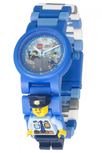 LEGO CITY POLICE OFFICER LINK WATCH 8021193