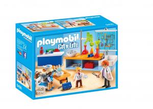 PLAYMOBIL LEZIONE DI CHIMICA 9456