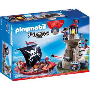 PLAYMOBIL SUPER SET PIRATI 9522