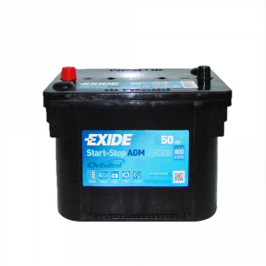 Batteria EXIDE 50Ah Sx - EK508