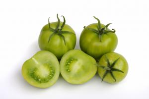 Desco pomodori verdi sottolio vasetto di vetro da 180 gr