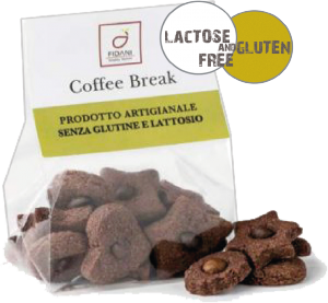 Coffee Break mini portion confezione da 50gr