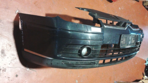Paraurti anteriore fascione tinto massa usato originale Citroen C5 serie dal 2004 al 2008