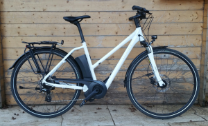 City E-Bike Kalkhoff