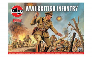 British Infantry WW. II