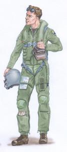 F-16 PILOTA