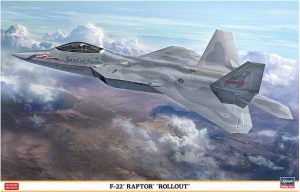 F-22 Raptor 'Roll Out'