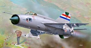 MiG-21 BIS 'Fishbed' Part I
