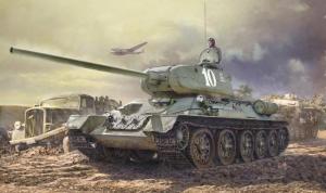 T34/85 Zavod 183 Mod. 1944