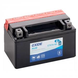 Batteria MOTO EXIDE 6Ah Sx - ETX7A-BS