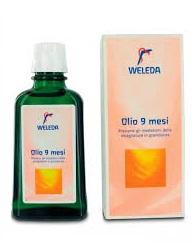 Olio 9 Mesi Weleda 100 ml