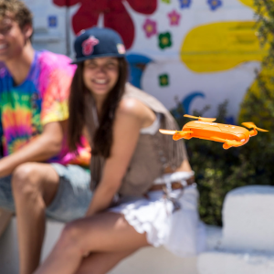 One-Two Snap Selfie Drone