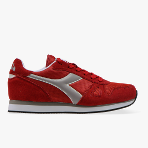 SCARPE DIADORA SIMPLE TU 101.173745 01 55012 DEEP RED
