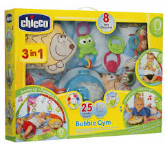 Chicco tappeto bubble gym