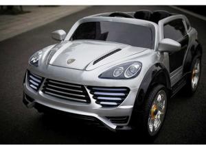 Ciervo Porsche Cayenne Silver