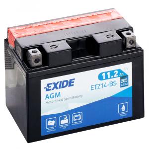 Batteria MOTO EXIDE 11.2Ah Sx - ETZ14-BS