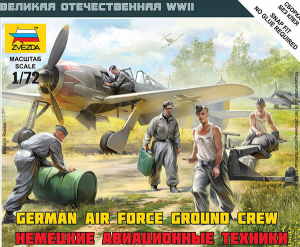 GERMAN AIRFORCE GROUND CREW