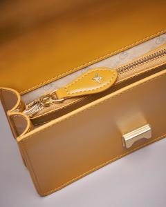 Mini Love Bag: piccola tracolla in vera pelle