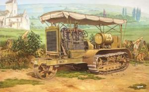 Holt 75 Artillery Tractor