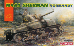 M4A1 Sherman -  Normandy