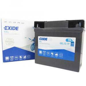 Batteria MOTO EXIDE 19Ah Dx - GEL12-19