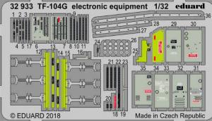 TF-104G electronic equipment
