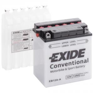 Batteria MOTO EXIDE 12Ah Sx - EB12A-A