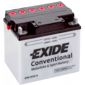 Batteria MOTO EXIDE 30Ah Sx - E60-N30-A