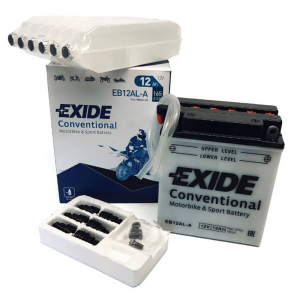 Batteria MOTO EXIDE 12Ah Dx - EB12AL-A