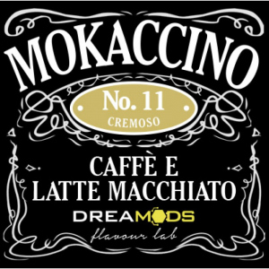 Mokaccino No. 11 Aroma concentrato - Dreamods