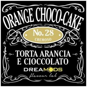 Orange Choco-cake No.28 Aroma concentrato - Dreamods