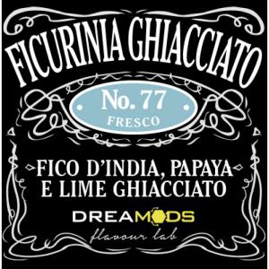 Ficurinia Ghiacciato No. 77 Aroma concentrato - Dreamods