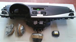 Kit air bag usato originale Renault Megane 3à serie dal 2008> 1.5 DCI sw
