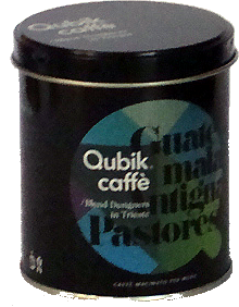 Qubik Monooriginali Guatemala Antigua Pastores caffè lattina da 125gr