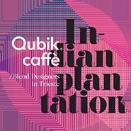 Qubik Monooriginali Indian Plantation caffè lattina da 125 gr