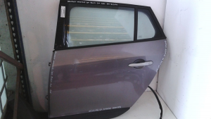 Porta post sx usata originale Renault Megane 3à serie dal 2008> 1.5 DCI