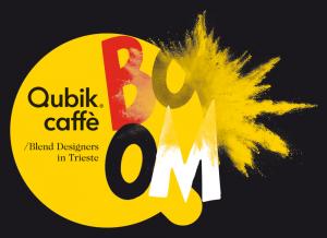 Qubik BooM caffè in grani confezione da 1kg con valvola salva aroma