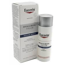 EUCERIN HYALURON FILLER TEXTURE RICCA GIORNO 50 ML