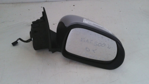Retrovisore est. Elettrico usato originale dx Fiat 500L serie dal 2012> 1.3 MJT