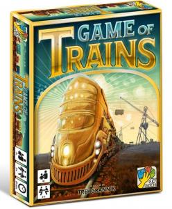 DV GIOCHI Gioco Game Of Trains Gioco Classico Da Tavolo Giocattolo 434