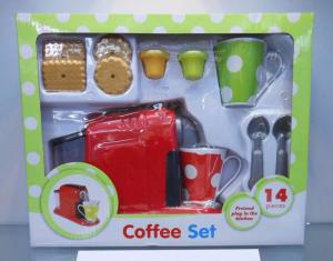Caffettiera Con Cialde 14 Pezzi 243