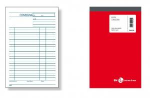 BM Blocco Buono Di Consegna 2 Copie Modulistica Varia Carta Cartoleria 987