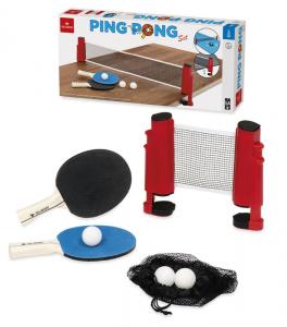 DAL NEGRO Ping Pong Set Ping-Pong Gioco Sportivo Sport Giocattolo 705