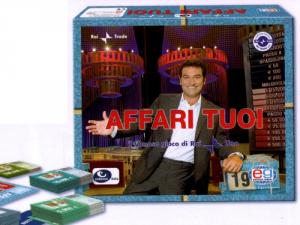 EDITRICE GIOCHI Affari Tuoi Gioco Classico Adulti Da Tavolo Giocattolo 326